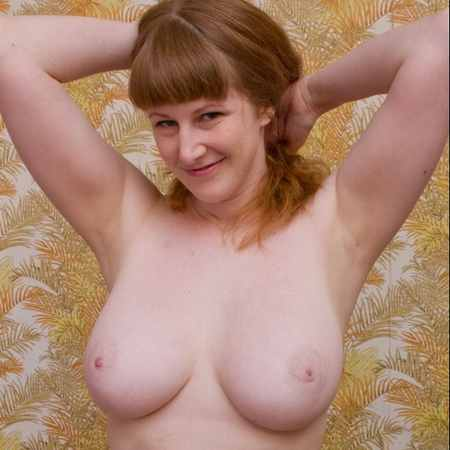 A very natural shoot of curvy Chloe for ATK Hairy